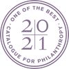 2021 Catalog for Philanthropy - one of the best stamp